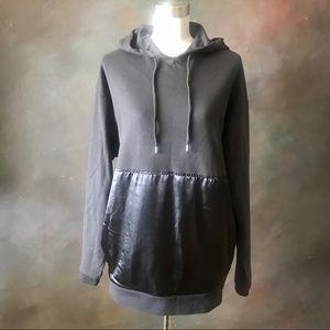 ASOS Long Hoodie Sweatshirt Oversized